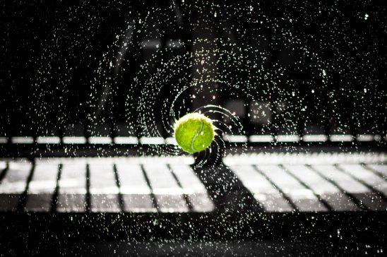 Eversholt Tennis Court