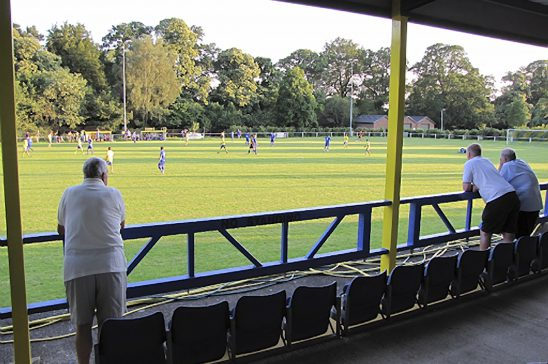 Ampthill Town Football Ground