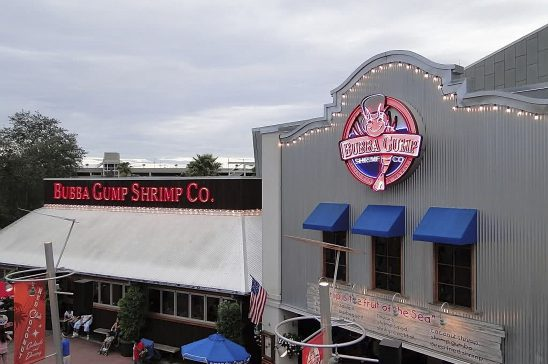 Bubba Gump Shrimp Co. Restaurant & Market