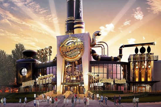 The Toothsome Chocolate Emporium & Savory Feast Kitchen