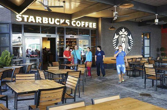 Starbucks Universal CityWalk