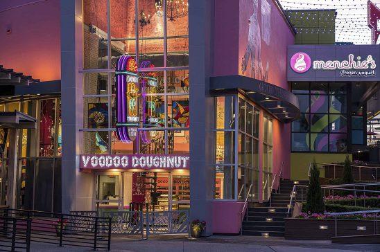 Voodoo Doughnut Universal CityWalk